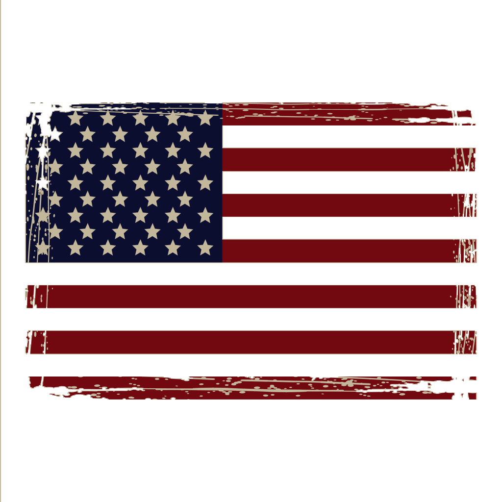 United States Flag Rules - Military with PTSD
