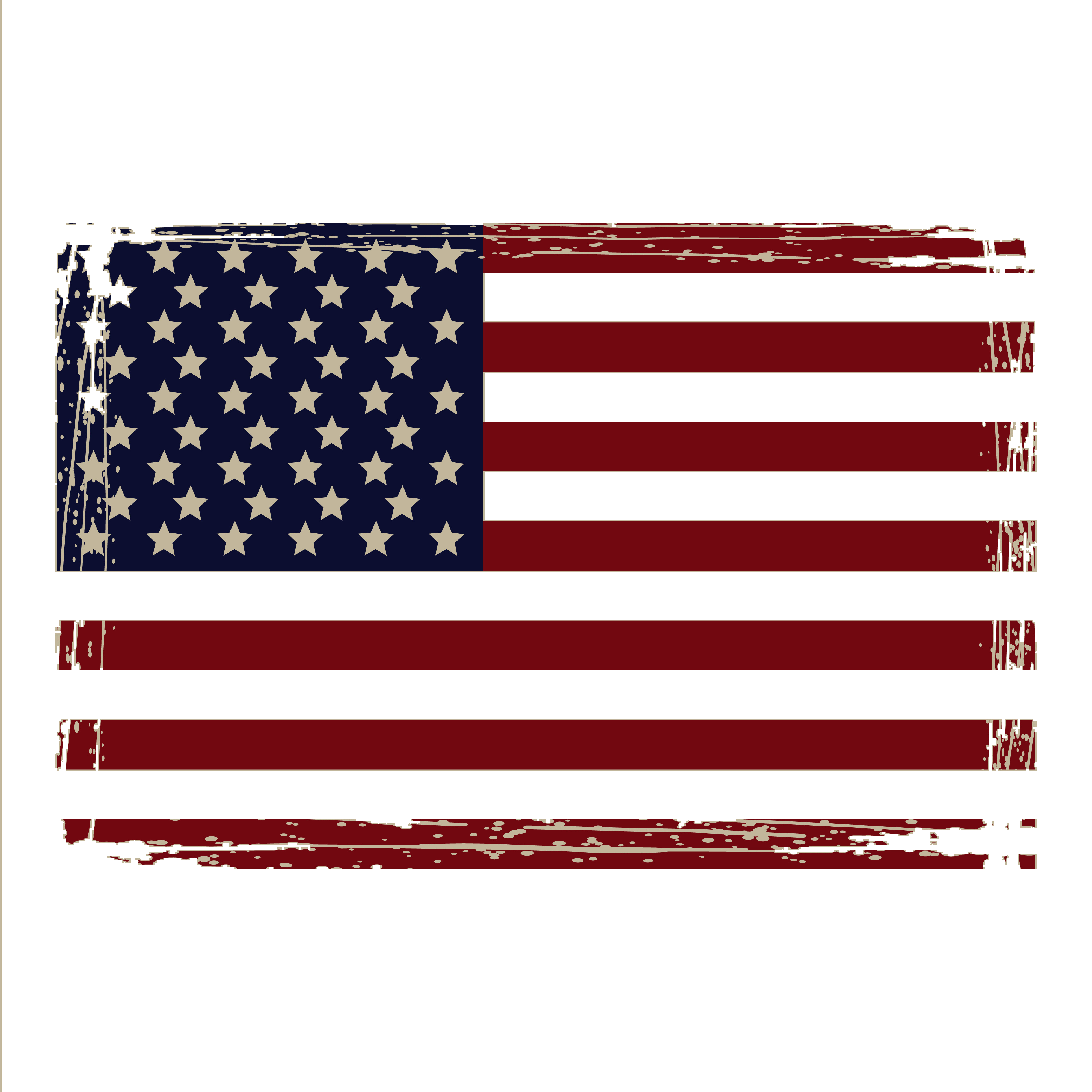 United States Flag Rules   Military with PTSD